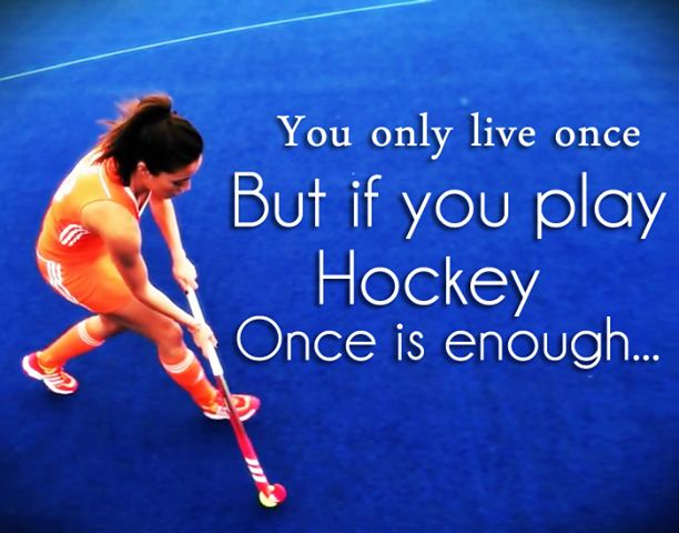 Full List of Field Hockey Quotes, Terms and Sayings | Field ...