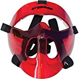 gryphon red field hockey mask